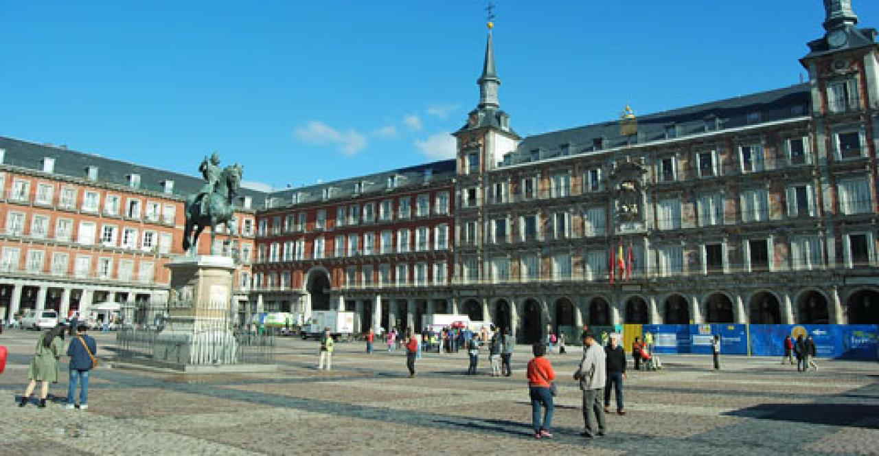 Plaza de Mayor de Madrid