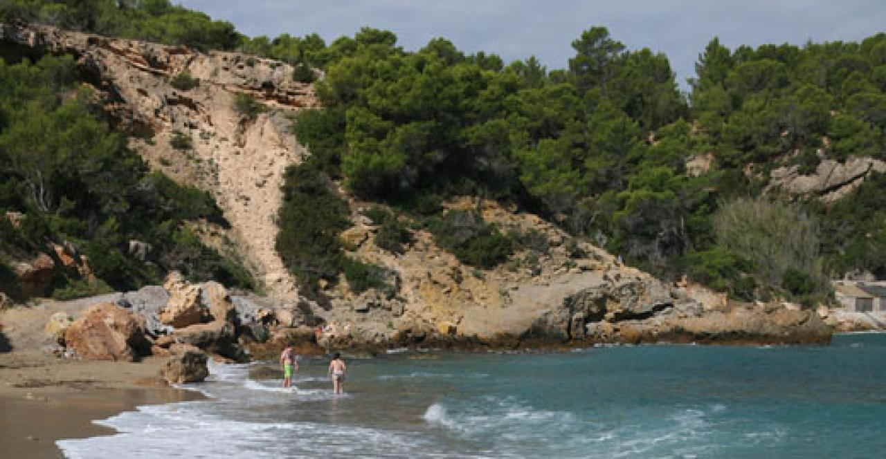 Cala Xarraca. ®www.ibiza.travel
