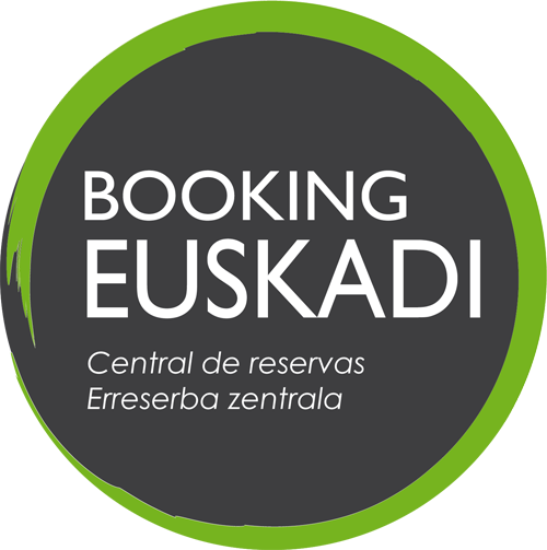 web de bookingeuskadi central de reservas de euskadi basque country
